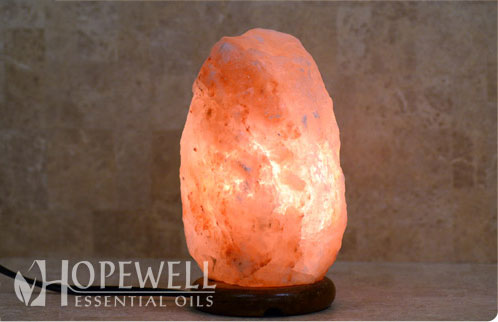 Hopewell Essential Oil - 5lb. Himalayan Salt Lamp