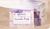 Lavender Field Soap